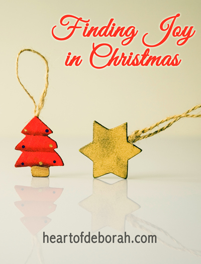 Finding joy in Christmas from the author of children's book Goodnight, Manger, Laura Sassi. Her story to becoming a Christian and the inspiration behind the book!