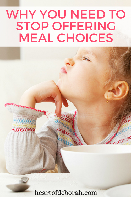Do you havetrouble getting your kids to eat the foodyou prepare? Read how this mom ended meal time battles and started enjoying meal time as a family again!