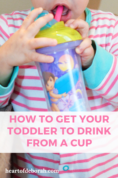 Is your 2 year old still on bottle? Making the transition from bottle to cup can be difficult. If your bottle fed toddler is refusing a sippy cup ry these tips from moms to make a smoother transition for your baby!