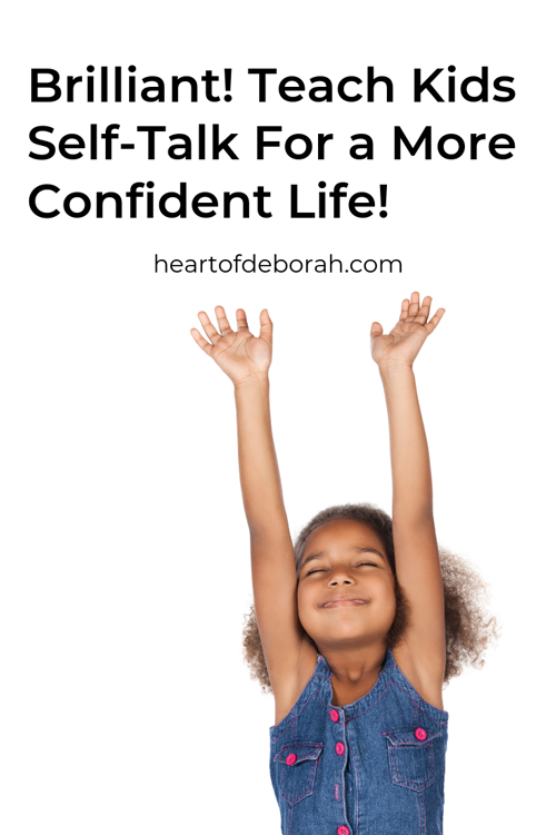 Want to raise confident children? You must learn about this technique! It's an easy way to boost positive self-talk and self-esteem in your kids.
