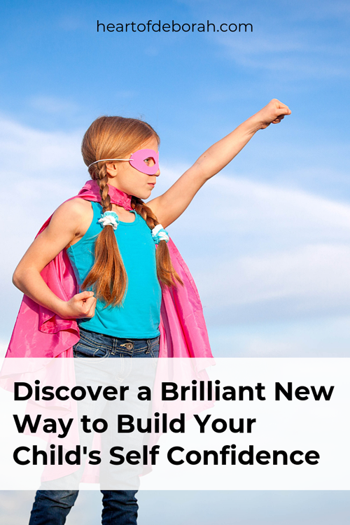 You can raise your child's self confidence easily with this simple technique! Self esteem is important when it comes to social skills and academic learning. Figure out how to naturally boost self-esteem in your kids.