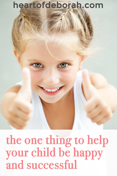 Looking to boost your child's self-esteem? Here is a simple technique you can use to teach positive self-talk, social emotional skills and build your child's self-esteem. More practical parenting tips at HeartofDeborah.com