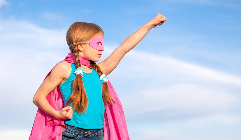 Easy practical ways to raise confident children. You can build their self-esteem without creating an entitled child.