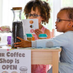 Dramatic Play Coffee Shop