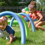 The ULTIMATE Obstacle Course for Young Kids