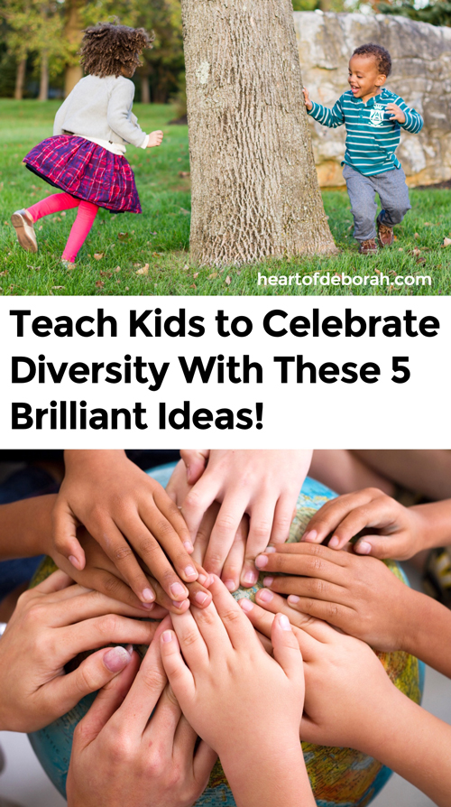 Teaching Kids To Respect Differences In Others