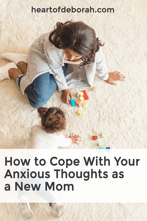Being a mom isn't easy! It can be especially hard if you are struggling with anxiety as you parent. Here are some practice tips to overcome anxiety in motherhood through Jesus. #Christianmom  #Christianparenting #motherhood #parenting