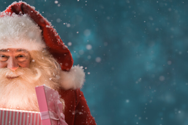 Here are 3 reasons why we don't be telling our kids about Santa this year. Christmas is still magical and fun, but the focus isn't on getting presents!