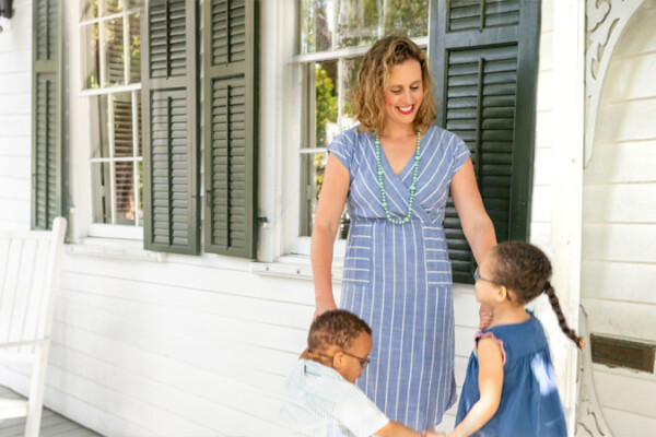 For me, my fear came down to trust. Did I trust God to watch over my our children? I found peace by going three these three easy steps. My worried mom's heart slowly disappeared and I experienced joy in parenthood instead of fear.