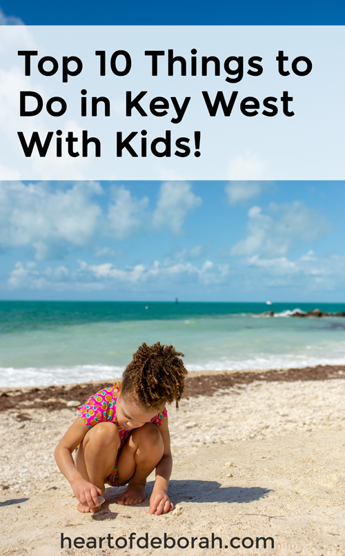 Our family recently traveled to Key West, Florida and we had a great time exploring the island. Here is our list of the top 10 things to do in Key West with kids. There are many attractions, but our list includes hidden gems perfect for family travel. #familytravel #kidstravel #vacation #keywest