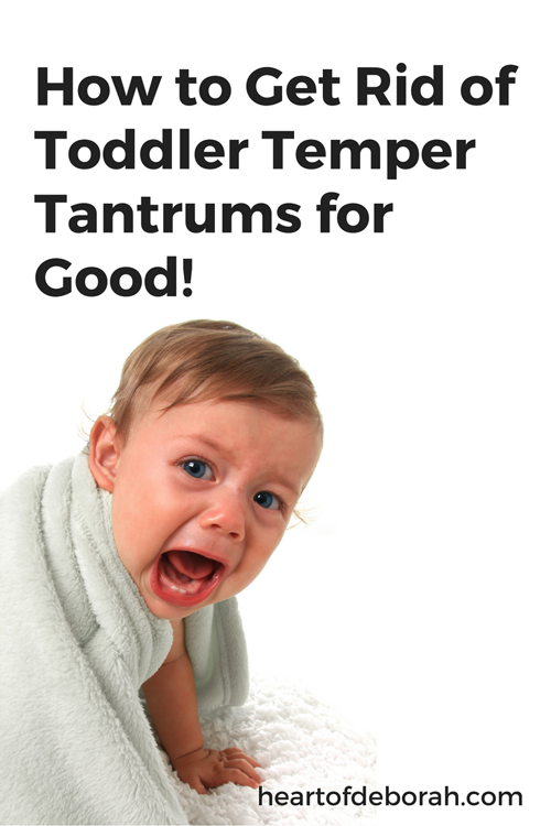 Temper tantrums aren't fun for anyone! So how do you prevent these toddler meltdowns? Try using these 3 tips and move past the negative behavior!