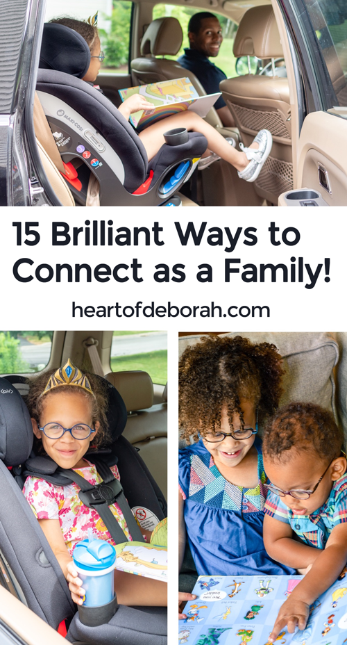 Turn Everyday Errands into Magical Family Adventures! 15 Brilliant Things to Do Together As a Family.