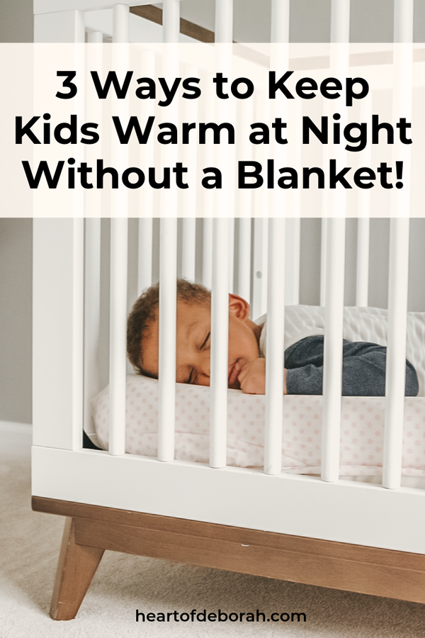 Not sure how to keep your baby warm at night without using a blanket? Keep baby safe with these 3 brilliant ways to keep your baby warm!