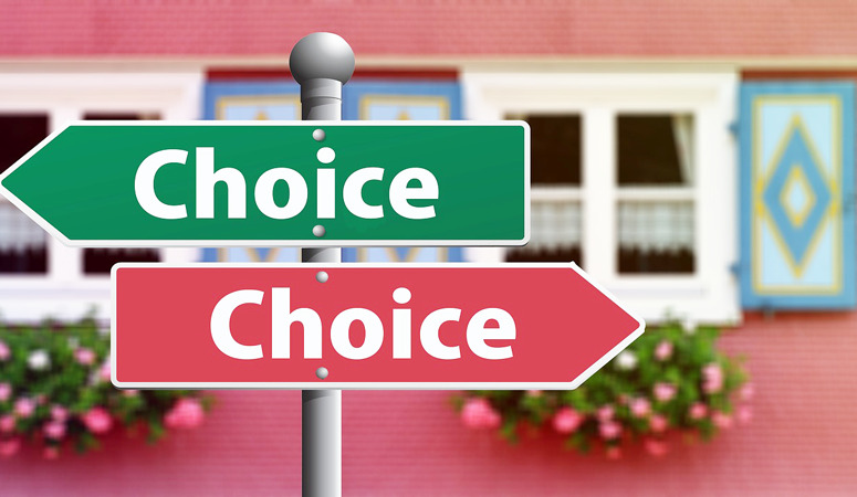 Is it good to give your toddler choices? What happens when we give kids too many choices? Find out!
