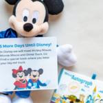 DIY Disney Countdown Calendar