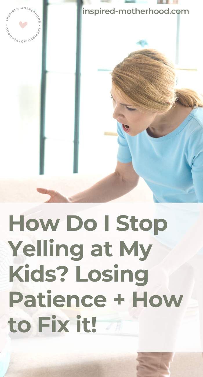 It's normal to feel frustrated with your kids. But you can do things to stop losing your patience with kids! You can find ways to become a more patient parent. A psychologist shares 3 tips to handling this with your family.
