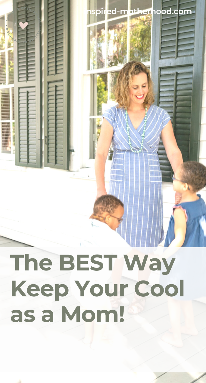 You can be a joyful parent even in difficult times. Here are 3 strategies from a psychologist on how to keep your cool as a mom and how to be patient with kids!