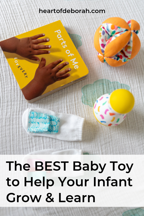 Stimulate your baby and help them reach developmental milestones with these specially designed baby toys!