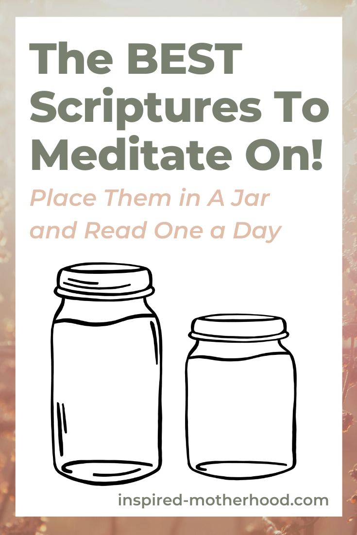 This is an image of Blessings Jar Printable intended for word encouragement