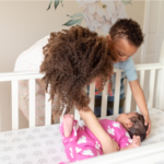 7 Tricks to Help Big Kids Bond EASILY With New Baby Sibling