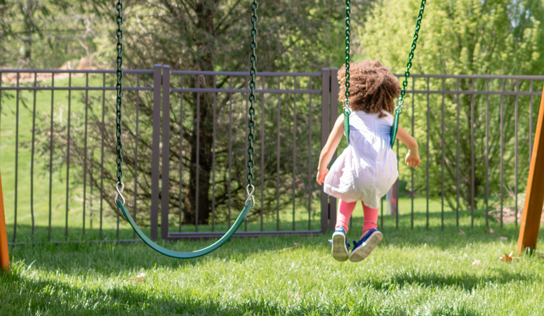 Find out how to have a structured summer schedule with small kids at home.