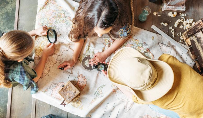 4 Easy Ways to Raise Adventurous Children Who Love to Travel
