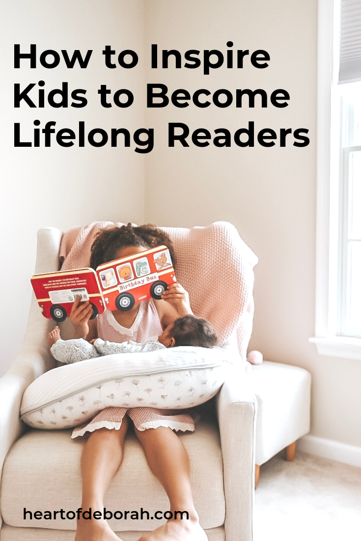 You CAN create a culture in your home for reading. Learn how to turn off the screens without whining and inspire your kids to become readers for life.