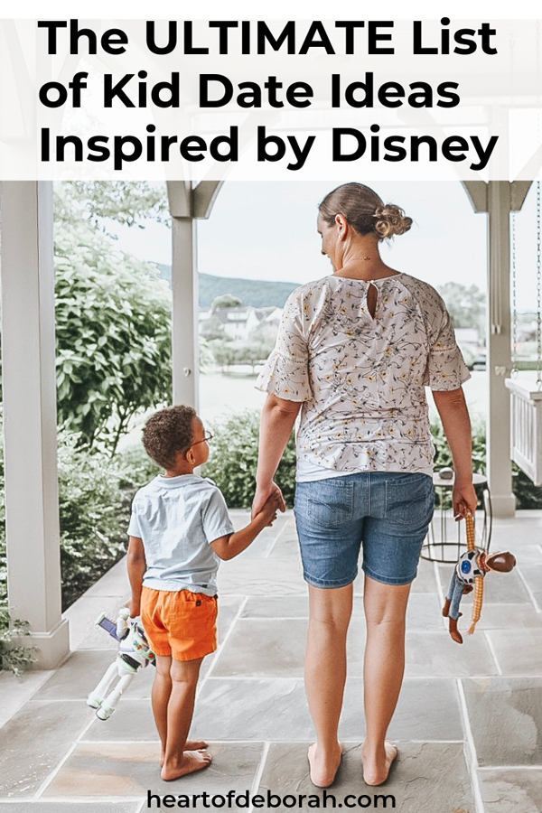 Looking to spend quality time with your kids? Here is a great list of kid date ideas to get out of the house and enjoy time together as a family or one on one!