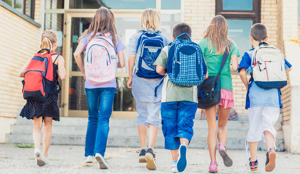 Prayer for your child as they head back to school! You can pray these powerful prayers for kids any time of the year. Prayer for a great school year!