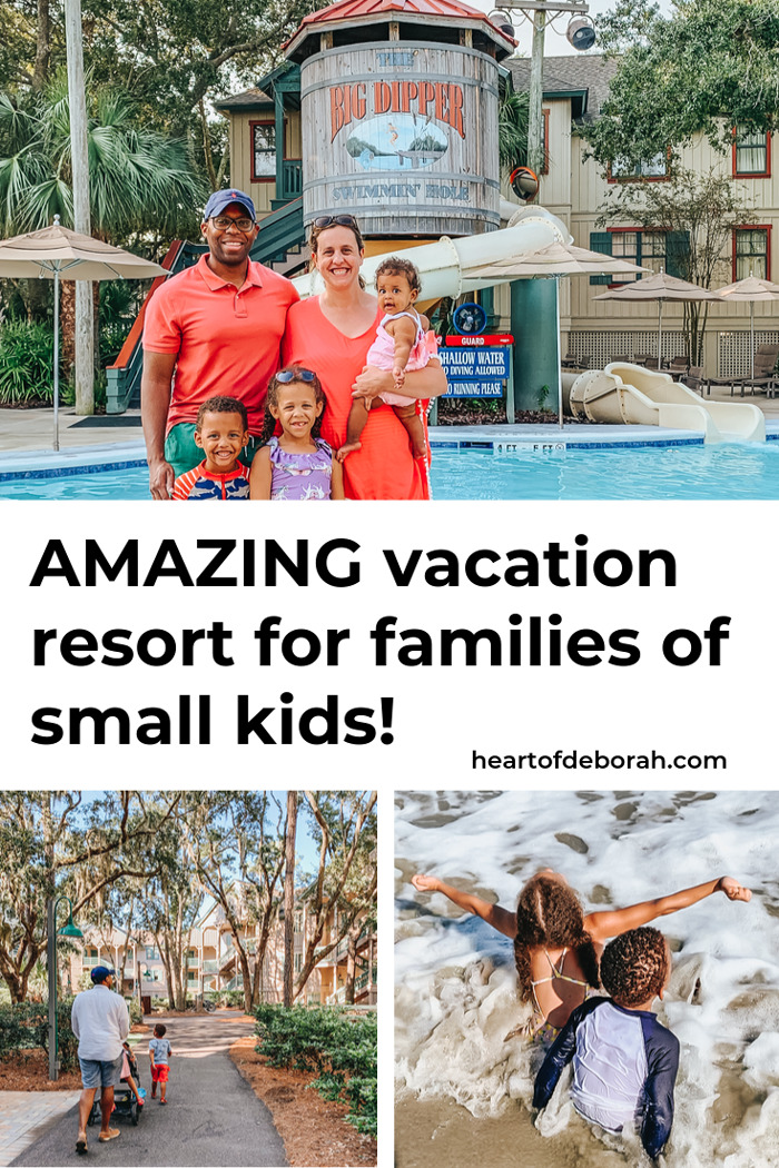Looking for the perfect vacation for your family? Visit Hilton Head with kids and you will not be disappointed! Travel with kids is so fun and this resort is perfect for kids.