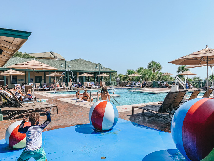 A great family vacation to Hilton Head with kids! We stayed at the Disney Hilton head Island Resort.