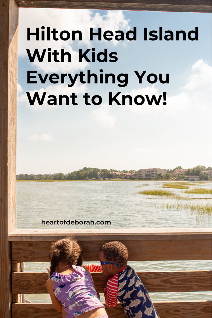 Visiting Hilton Head with kids? Check out these food places, kids activities and family fun for your next vacation!