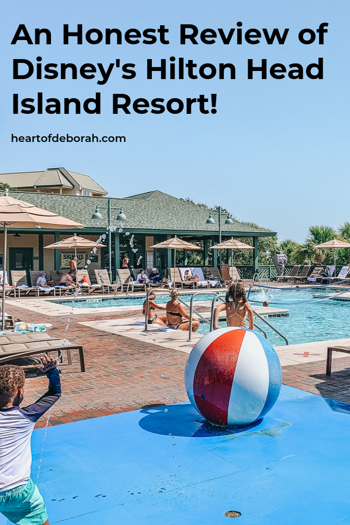 An honest review of Disney's Hilton Head Island Resort. Insider tips and tricks too!