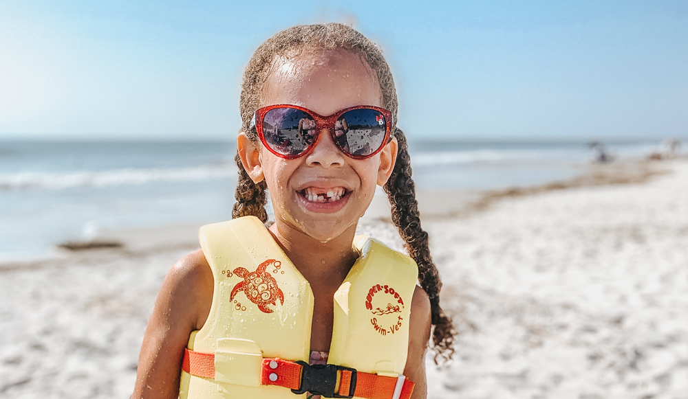 The perfect family friendly beach vacation. We stayed at the Disney's Hilton Head Island Resort and we had a great time. See this honest review here.