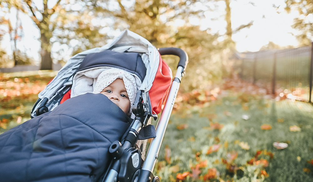 Worried about your baby getting too cold outside in the winter? Here are 5 great ways to keep your baby cozy and warm in the winter.