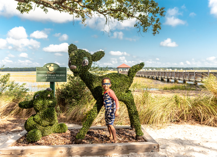 The best family beach vacation! Check out Disney's Hilton Head Island resort. A fun way to experience Hilton Head with kids.