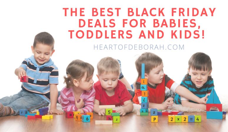 The Best Black Friday Deals for Kids!