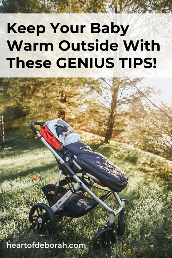 Just because it's winter doesn't mean you need to stay inside all day long. You can take your baby out in the cold. Here are 5 great ways to keep your baby warm outside in winter!