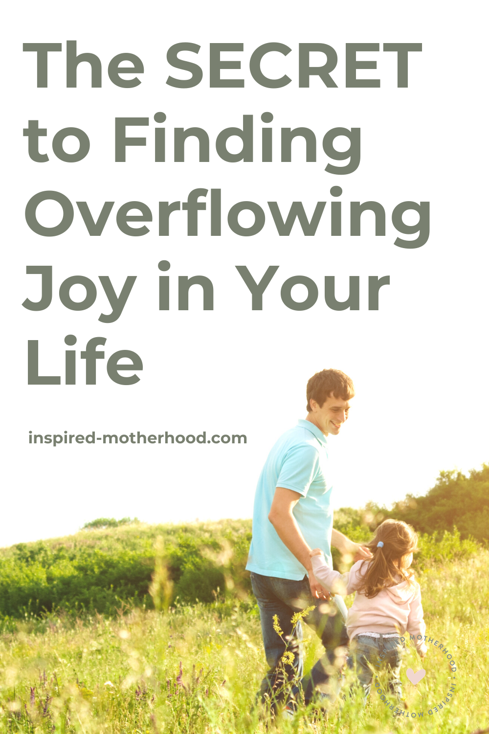 Looking for more joy in your life? Here are two easy ways to bring more joy and laughter into your life and home!