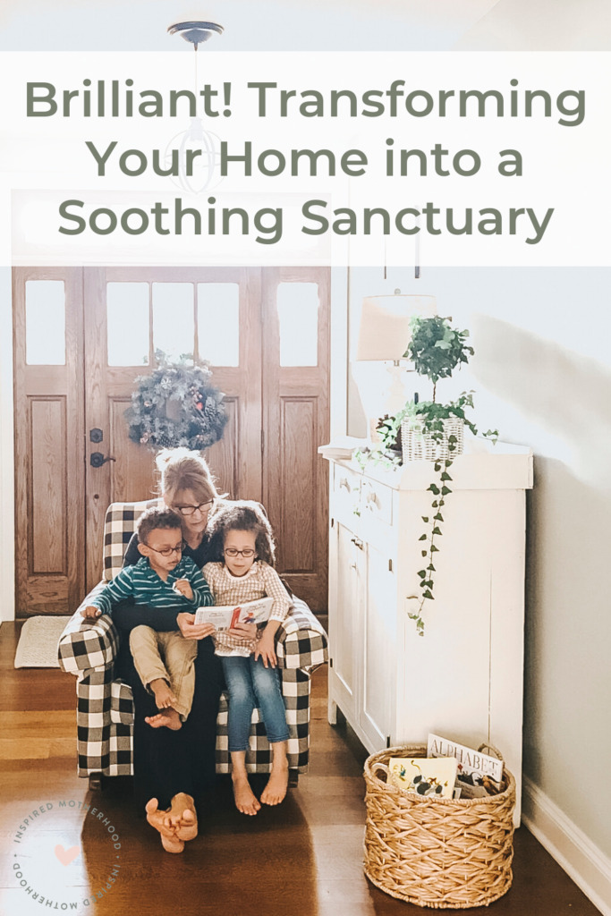 What is the feel of your home? It's not about decor, but the mood or atmosphere of your home? Learn how to create a peaceful home environment and a space filled with love and joy.