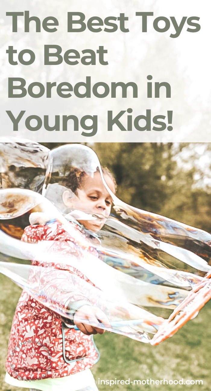 We've tested these toys and here are the best toys for kids to beat boredom. Your young kids will love these activities and will play for hours.