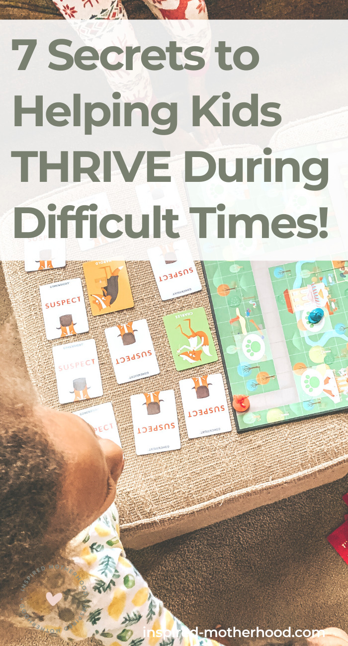 Learn how to use this time at home to build your children's emotional intelligence and help them calm any fears or anxieties they may face. Build their social and emotional skills with these activities!