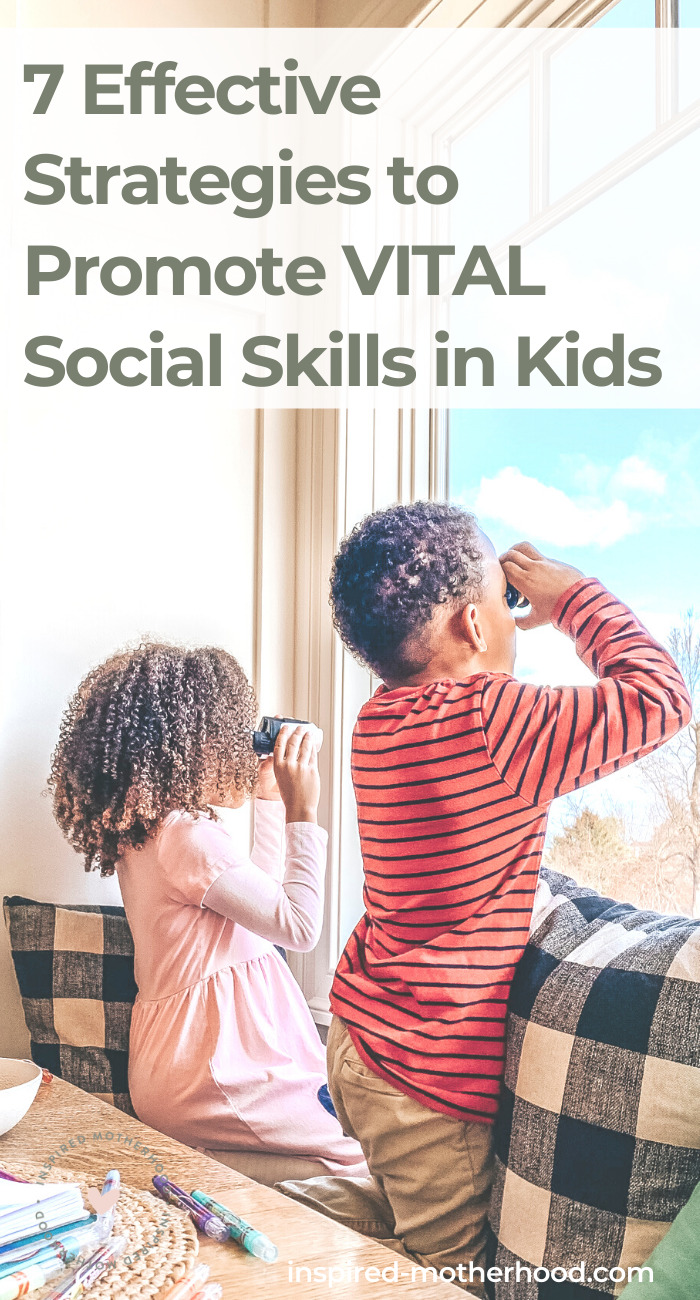 Here are 7 effective strategies to promote social and emotional development in kids. Teach them patience and problem solving skills with these easy activities you can do as a parent.