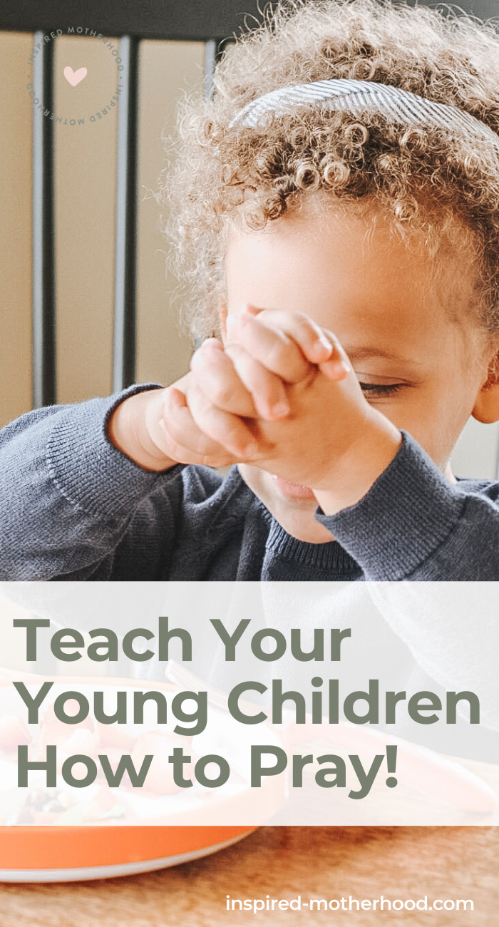 Teach your young children how to pray powerful prayers! You can find ways to see the power of prayer in your children's lives. Here are suggestion from a fellow Christian mom.