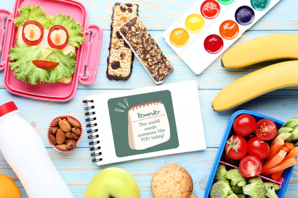 Lunch box notes for your kids! Encouraging and faith based sayings