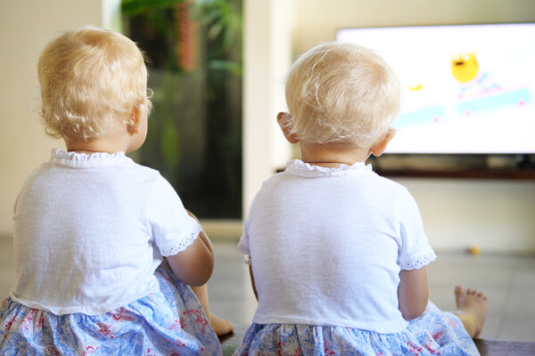 How does screen time impact young children? Here is the latest research on TV and children's brains.